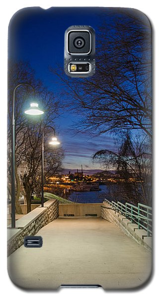 Memphis Riverfront Galaxy S5 Case