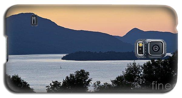 Memphremagog Twilight Galaxy S5 Case