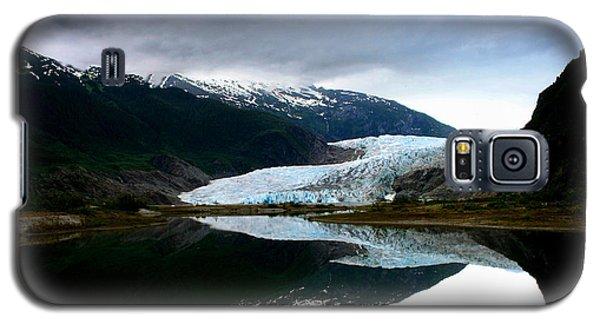 Mendenhall Glacier Galaxy S5 Case