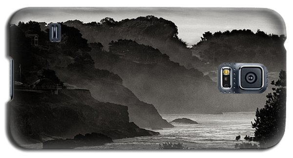 Mendocino Coastline Galaxy S5 Case