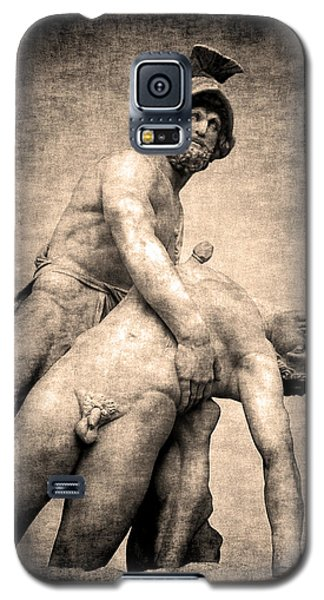 Menelaus And Patroclus In Florence Galaxy S5 Case