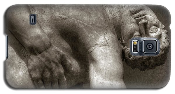 Menelaus Supporting The Body Of Patroclus Galaxy S5 Case