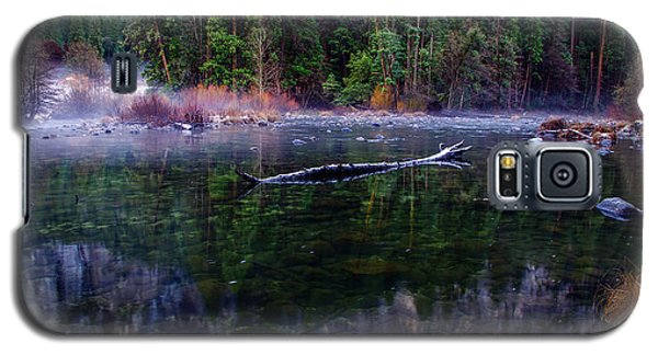 Merced River Riverscape Galaxy S5 Case by Scott McGuire