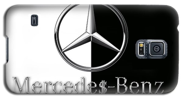 Mercedes-benz Logo Galaxy S5 Case