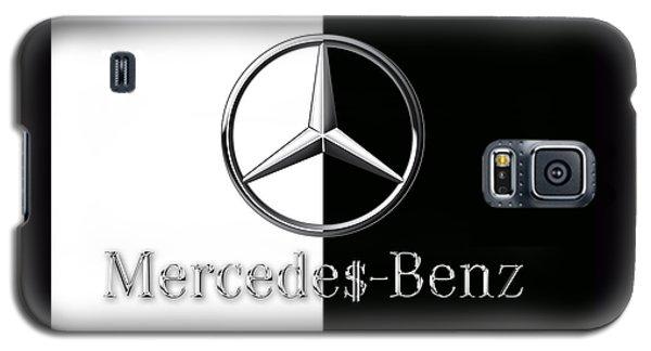 Mercedes-benz Logo Galaxy S5 Case