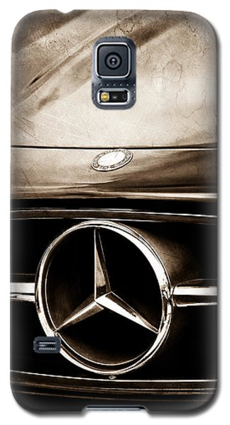 Mercedes-benz Grille Emblem Galaxy S5 Case