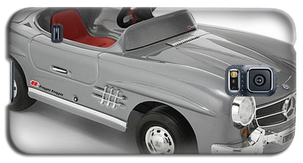 Mercedes Toy Art Galaxy S5 Case