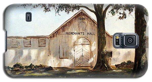 Merchants Hall Galaxy S5 Case
