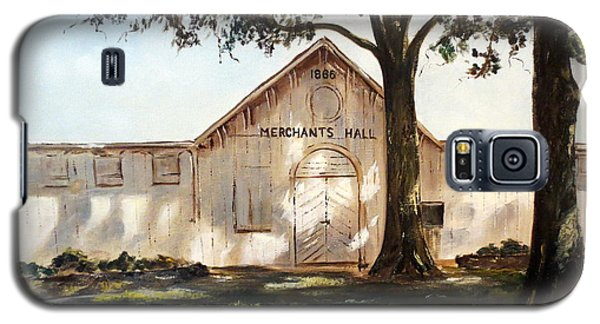 Merchants Hall Galaxy S5 Case by Lee Piper