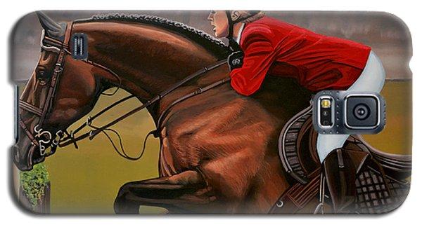 Horse Galaxy S5 Case - Meredith Michaels Beerbaum by Paul Meijering