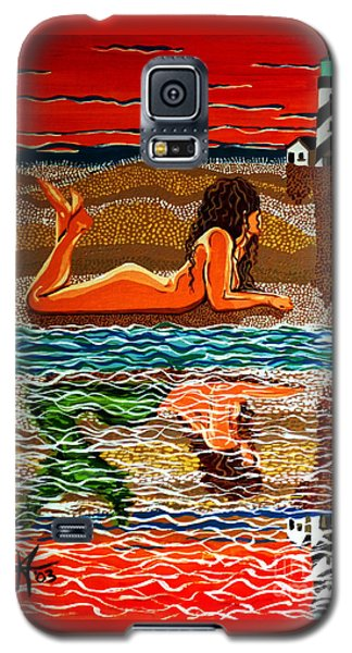 Mermaid Day Dreaming  Galaxy S5 Case