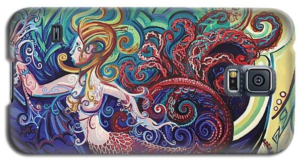 Mermaid Gargoyle Galaxy S5 Case