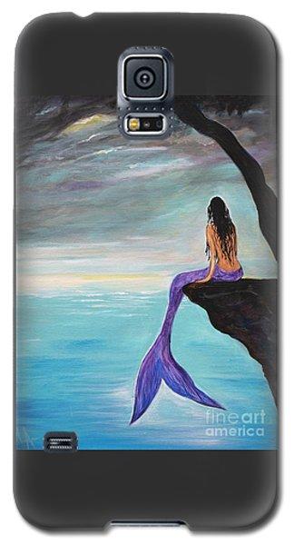 Mermaid Oasis Galaxy S5 Case by Leslie Allen