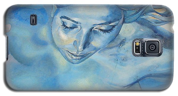 Galaxy S5 Case featuring the photograph Mermaid by Ramona Johnston