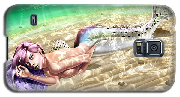 Mermaid - Speckled Trout Galaxy S5 Case