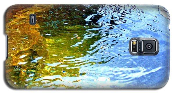 Galaxy S5 Case featuring the photograph Mermaids Den by Deborah Moen