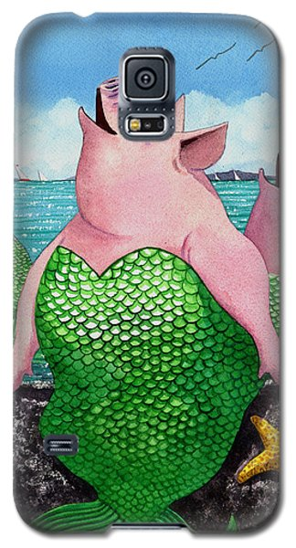 Merpigs Galaxy S5 Case