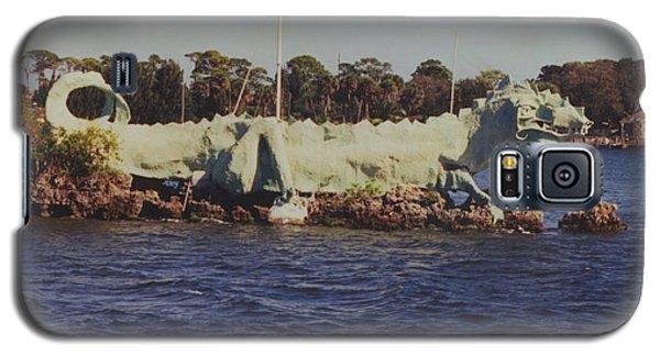 Merritt Island River Dragon Galaxy S5 Case