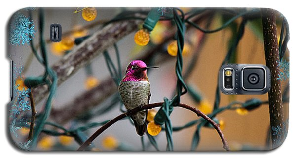 Merry Christmas Hummer Galaxy S5 Case