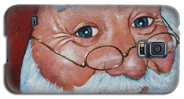 Merry Santa Galaxy S5 Case