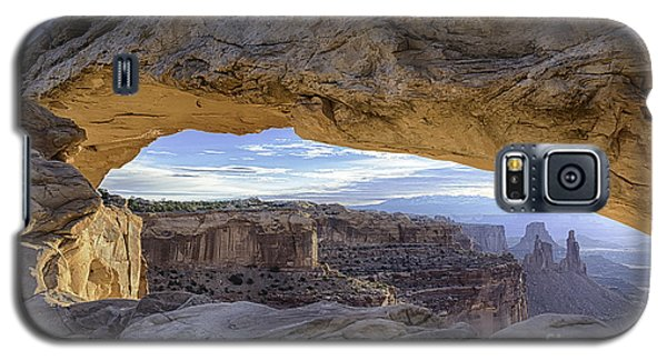 Mesa Arch Canyonlands Galaxy S5 Case