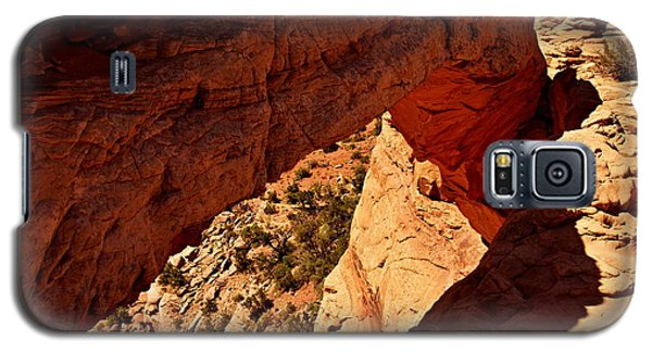Mesa Arch West Galaxy S5 Case