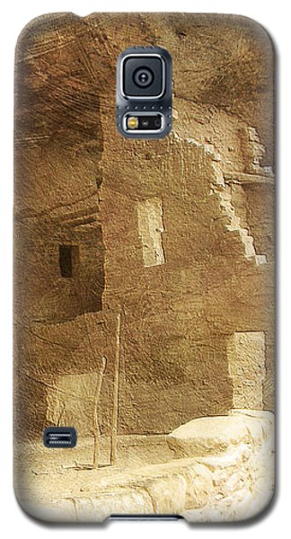 Mesa Verde Cliff Dwelling 3 Galaxy S5 Case
