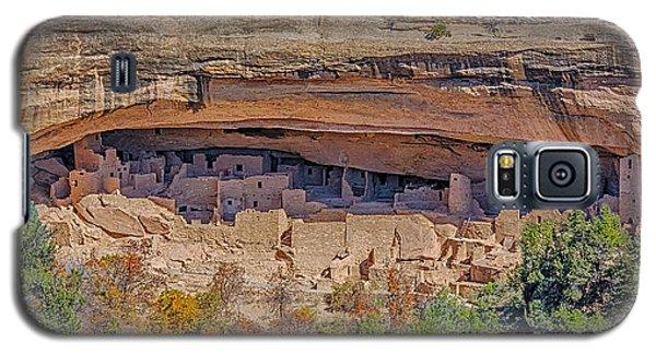Mesa Verde Cliff Dwelling Galaxy S5 Case by Paul Freidlund