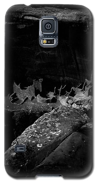 Mesa Verde Edged Into The Light Galaxy S5 Case