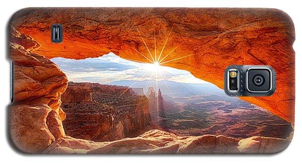 Mesa's Sunrise Galaxy S5 Case