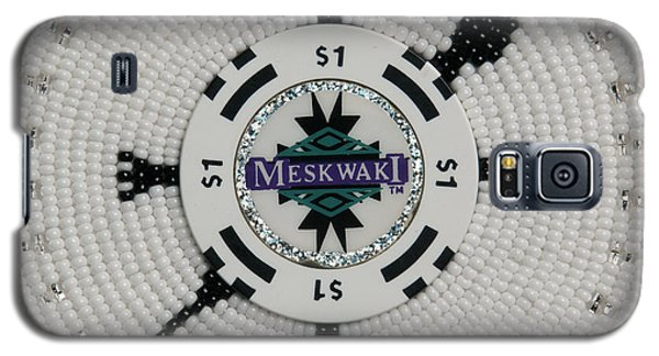 Meskwaki White Galaxy S5 Case