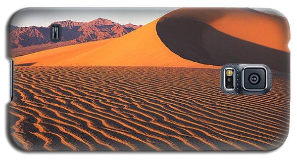 Mesquite Dunes 1 Galaxy S5 Case