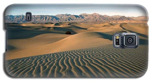 Mesquite Dunes Galaxy S5 Case