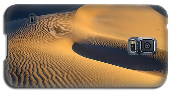 Mesquite Dunes Sunrise Galaxy S5 Case