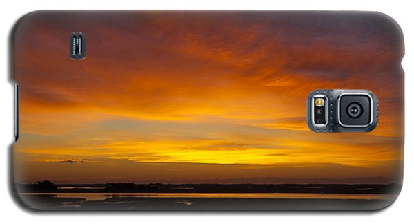 Message From The Universe  Sunrise Photograph By Jo Ann Tomaselli Galaxy S5 Case