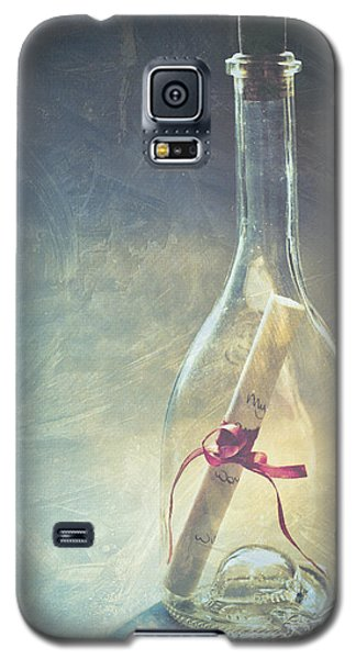 Message In A Bottle Galaxy S5 Case