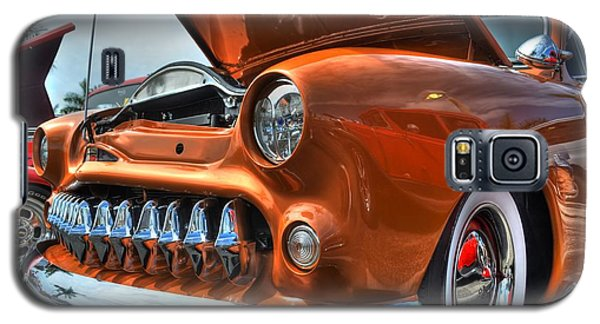 Metal Mouth Hot Rod Galaxy S5 Case by Timothy Lowry