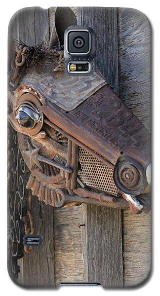 Metal Oops Galaxy S5 Case