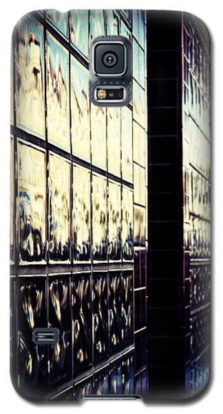 Galaxy S5 Case featuring the photograph Metallic Reflections by Melanie Lankford Photography