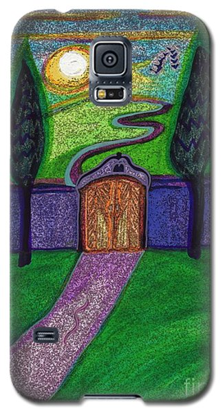 Metaphor Door By Jrr Galaxy S5 Case