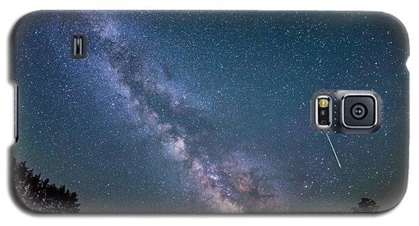 Meteor Milky Way  Galaxy S5 Case