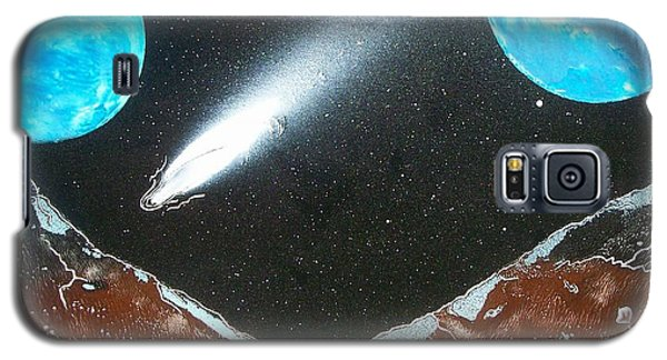 Meteor Moons Galaxy S5 Case