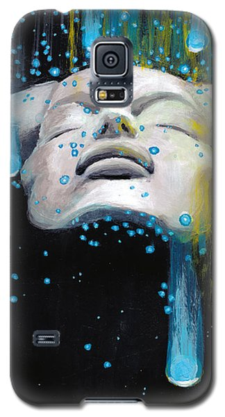 Meteor Shower Galaxy S5 Case