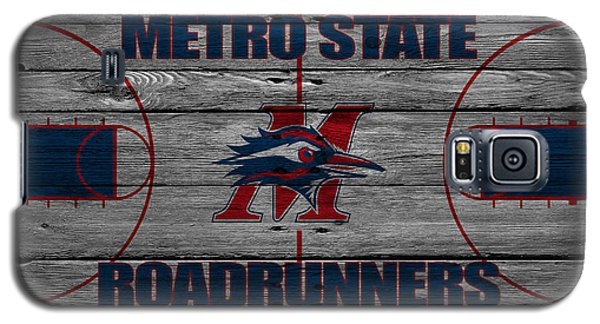 Roadrunner Galaxy S5 Case - Metropolitan State Roadrunners by Joe Hamilton