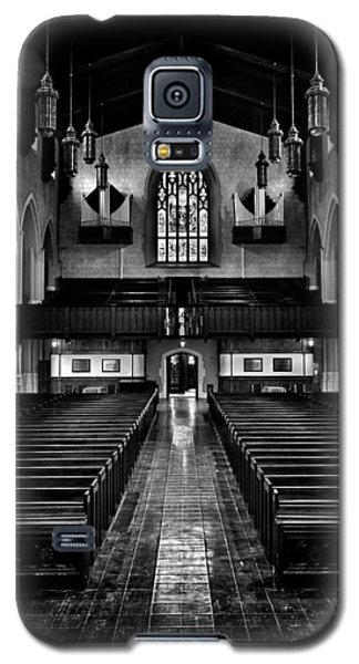 Galaxy S5 Case featuring the photograph Metropolitan United Church 2 Toronto Canada by Brian Carson