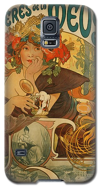 Meuse Beer Galaxy S5 Case