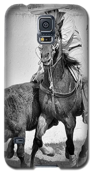 Mexican Cowboy Galaxy S5 Case