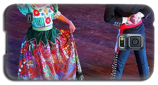 Mexican Folk Dance 12 Galaxy S5 Case