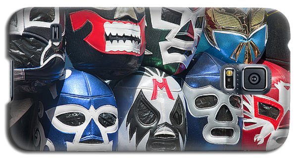 Mexican Head Masks Galaxy S5 Case