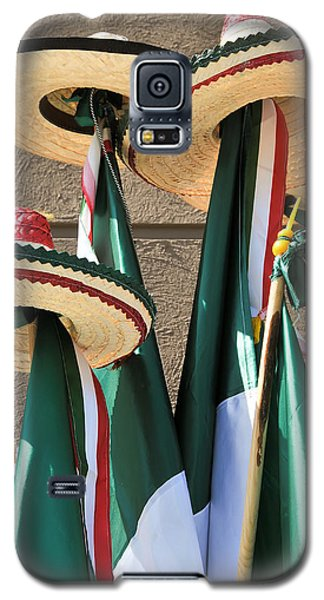 Mexican Independence Day - Photograph By David Perry Lawrence Galaxy S5 Case by David Perry Lawrence